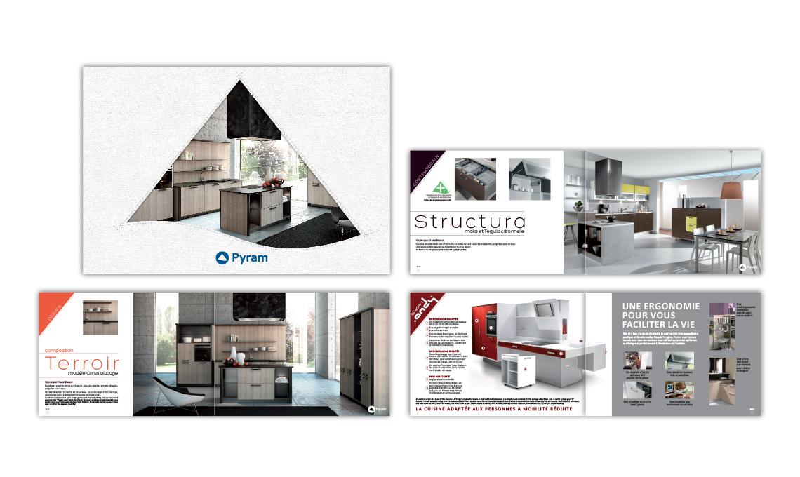 selma graphiste pyram. Black Bedroom Furniture Sets. Home Design Ideas